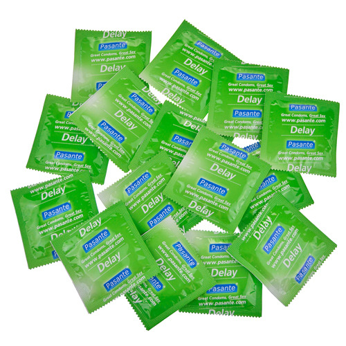 Pasante Delay Condom Saver Bundle - 15 Pack