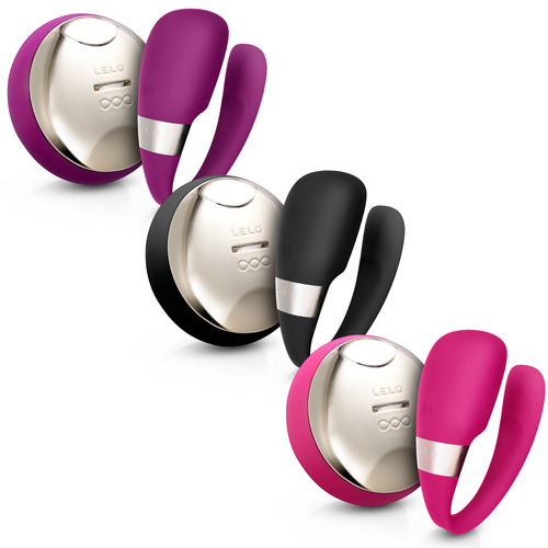 LELO Tiani 3 Remote Controlled Couples Massager