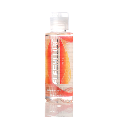 Fleshlight Fleshlube Fire Warming Lubricant 100ml