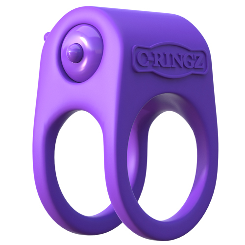 Pipedream C-Ringz Vibrating Silicone Double Cock Ring