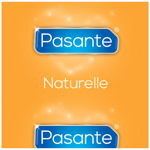 Pasante Naturelle Condoms - Loose