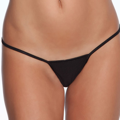 Coquette Low Rise Lycra Thong