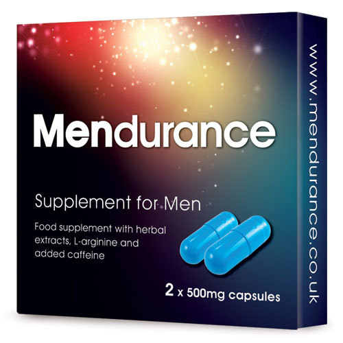 Mendurance Performance Enhancer 2pk