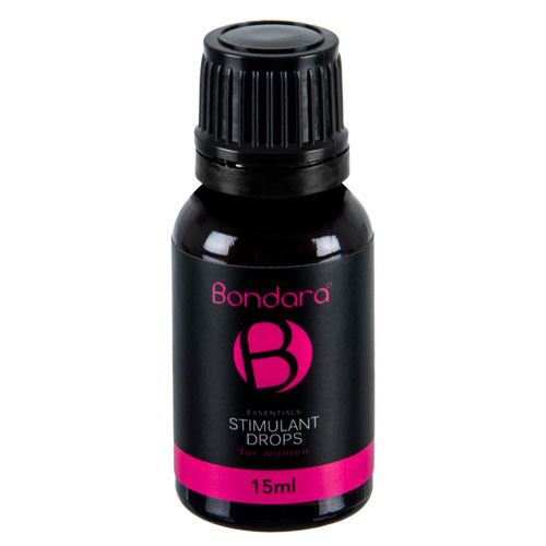 Bondara Essentials Female Libido Drops 15ml