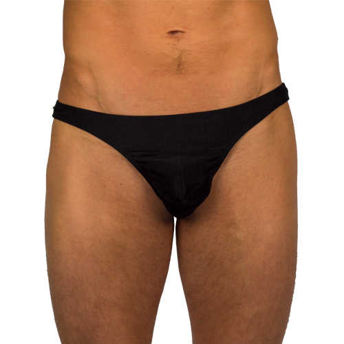 Bondara Sleek Black Bong Thong
