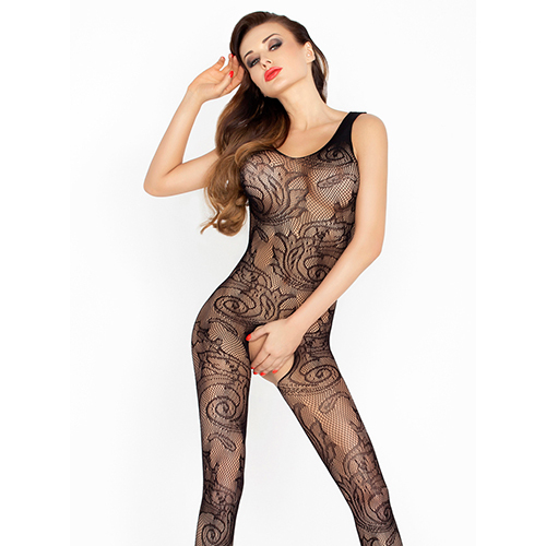 Passion Fishnet Crotchless Bodystocking