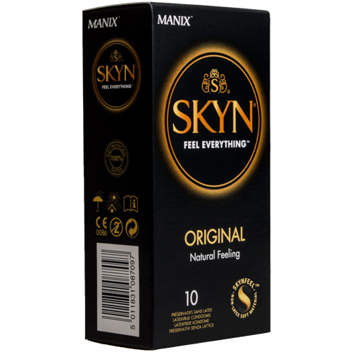 Mates Skyn Non Latex Condoms - 10 pack