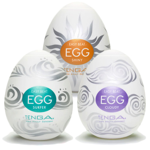 Tenga Egg Male Masturbator- Summer Collection