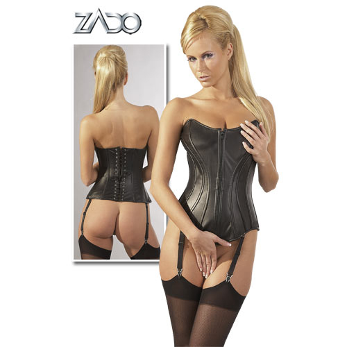 Deluxe Leather Corset