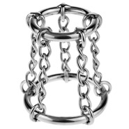 Chain Gang - Stainless Steel Cock Cage