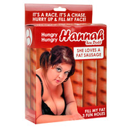 Hungry Hungry Hannah Blow Up Sex Doll