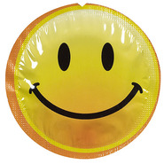 EXS Smiley Faces Condoms - Loose