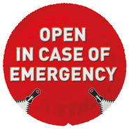EXS Open in Case of Emergency Condoms - Loose