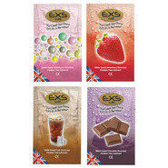 EXS Flavoured Lube Sachets 5ml