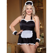 Plus Size Dreamgirl Maid Me Dirty Outfit