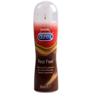 Durex Real Feel Silicone Based Lubricant 50ml