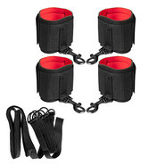 Spread Eagle Restraint Set