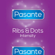 Pasante Intensity Condom Loose
