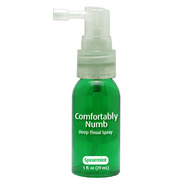 Comfortably Numb Deep Throat Spray - Spearmint 29ml
