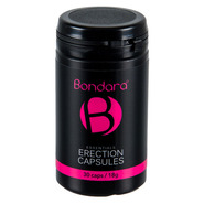 Bondara Essentials Erection Capsules 30 Pack