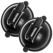 Buzzing Black Beauty Silicone Nipple Cups