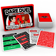 Tingletouch Dare Duel Game