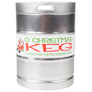 O' Christmas Keg Drinking Games