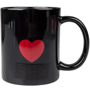 I Love Sex Heat Changing Mug