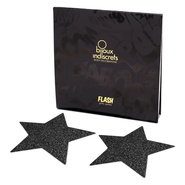 Bijoux Indiscrets Flash Star-Shaped Nipple Pasties