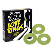 Glow In The Dark Cock Ring Set