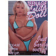 Teenage Lolita Blow Up Sex Doll