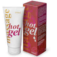 Hot Massage Gel - 100ml