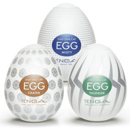 Tenga Egg Male Masturbator 'Atmosphere' Range