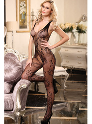 Bondara Sensually Seductive Crotchless Bodystocking