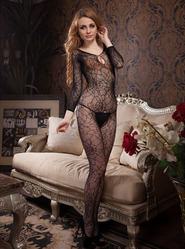 Caught in a Web Crotchless Bodystocking