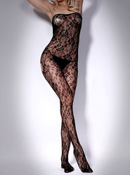 Irresistible Crotchless Bodystocking