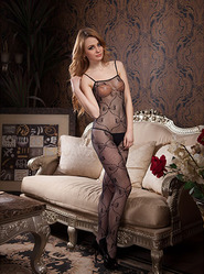 Little Bow Peep Crotchless Bodystocking