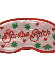 Santa's Bitch Eye Mask