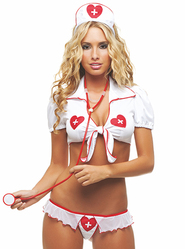 Sweet Heart Nurse Set