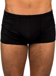 Bondara Sexy Sophistication Black Pouch Shorts