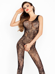Gorgeous Fishnet Crotchless Bodystocking