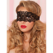 Seven Til Midnight Lace Eye Mask