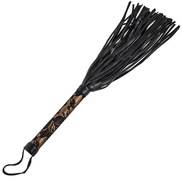 "Burnt Embers Luxury 15"" Flogger"