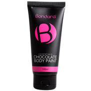 Bondara Essentials Chocolate Body Paint 100ml