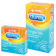 Durex Tingle Me Condoms