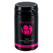 Bondara Essentials Sex Enhancement Pills for Men 30s - 1 Month Supply