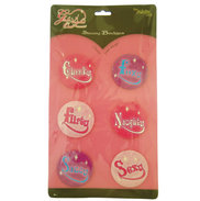 Saucy Hen Night Badges
