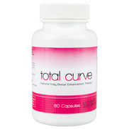Total Curve Breast Enhancement Supplement Capsules