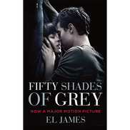 Fifty Shades of Grey - Limited Edition Film Cover